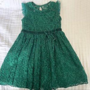 Zenzi Girls Lace Dress